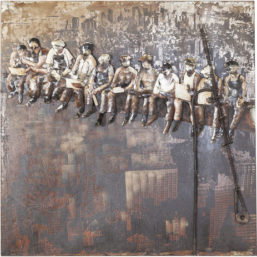 Picture Iron Construction Workers