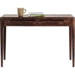 Brooklyn Walnut Console Laptop Desk