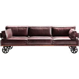 Railway sofa 3-Seter