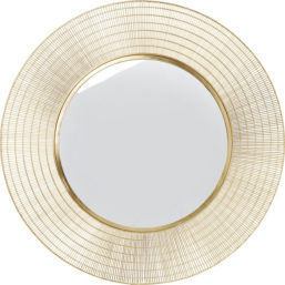 Nimbus Brass speil Ø90cm