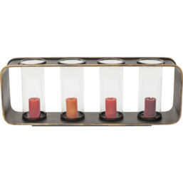 Tealight Holder Curve Quattro
