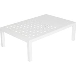 Frame Sofabord, Fonn RAL9010 90x60x29 cm