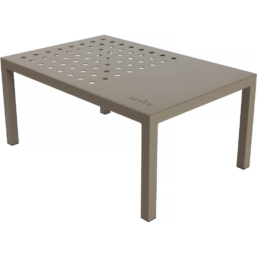 Frame Loungetable High, Jord RAL7006 90x60x40 cm