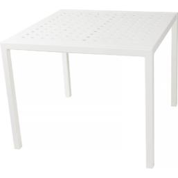 Frame Spisebord, Fonn RAL9010 90x90x71 cm