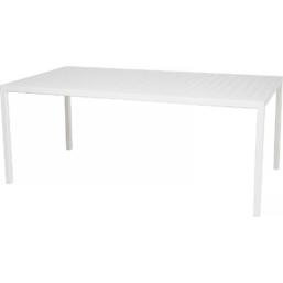 Frame Spisebord, Fonn RAL9010 180x98x71 cm