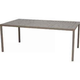 Frame Spisebord, Jord RAL7006 180x98x71 cm