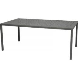 Frame Spisebord, Ask RAL7043 180x98x71 cm