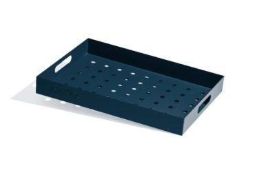 Frame Tray, Hav RAL 5011 50x35x6 cm