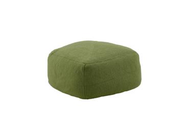 Divine krakk, 55x55 cm, Olive green