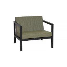 Frame Lounge stol, Kull+Meadow