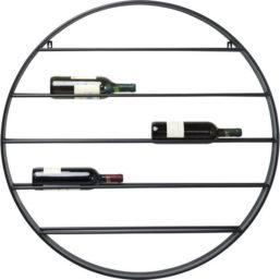Wall Wine Shelf Bistro Round Ø90cm