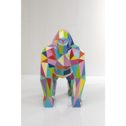 Deco Object Gorilla XL Motley