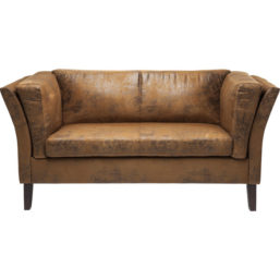 Sofa Canapee Vintage Eco 2-seter