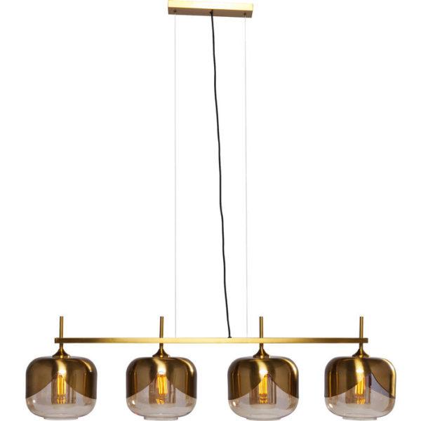 Taklampe  Golden Goblet Quattro  Ø25cm