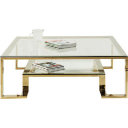 Sofabord Gold Rush 120x120cm