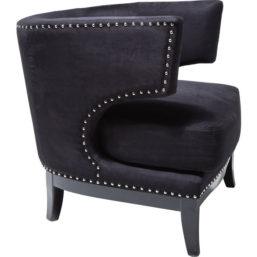 Lenestol Art Deco Black