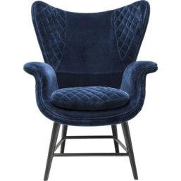 Lenestol Tudor Blue Velvet