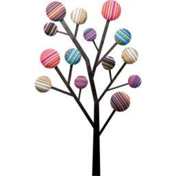 Knaggrekke Bubble Tree