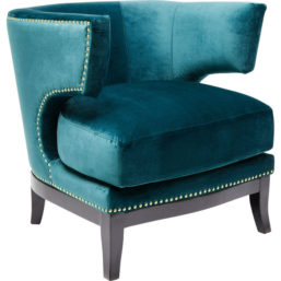 Lenestol Art Deco Bluegreen