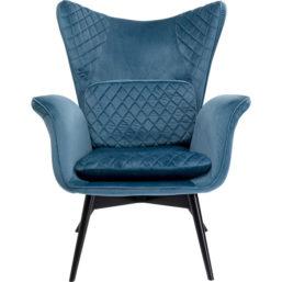 Lenestol Tudor Velvet Bluegreen