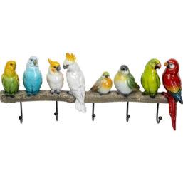Knaggrekke Exotic Birds