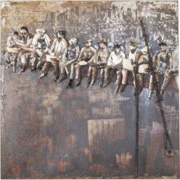 Bilde Iron Construction Workers
