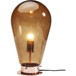 Bordlampe Bulb Copper