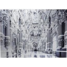Glassbilde Metallic, Versailles